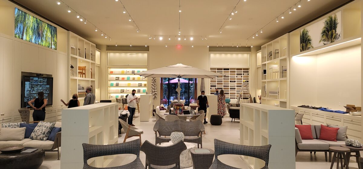 JANUS et Cie L.A. Pacific Design Center in West Hollywood