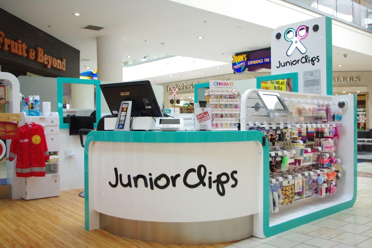 Junior Clips Kiosk- Westfield Plaza Bonita
