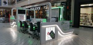 Fanalux mall  Kiosk