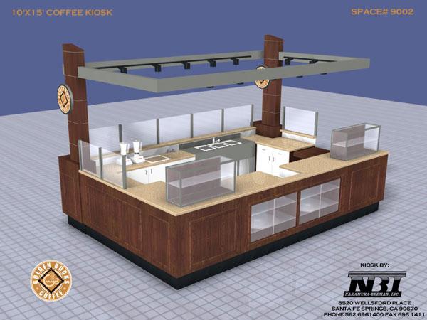 Is A Food Kiosk Still Considered A Restaurant